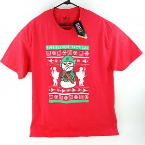 HOLIDAY UGLY T-SHIRT majica