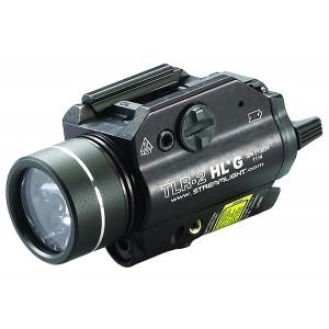TLR-2 HL SVETILKA z zelenim laserjem