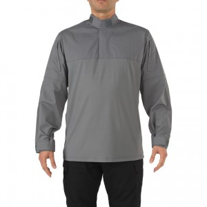 STRYKE TDU LS RAPID SHIRT MEDIUM SIVA