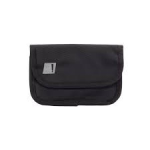 UNDER THE RADAR PASSPORT POUCH BK