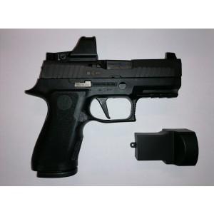 "Polavtomatska pištola Sig Sauer P320 X-Compact, 3,6"", Romeo1Pro"