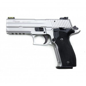P226 LDC II 9x19 SA/DA SRT silver