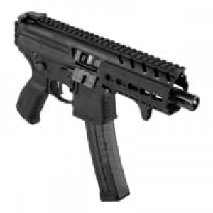 MPX PISTOL 4.5 IN, 9mm - NO STOCK- BREZ KOPITA