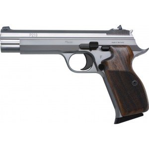 P210 LEGEND SILVER 9mm