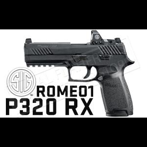 P320 FULLSIZE RX Romeo 9mm