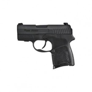 P290 Black Nitron 9mm DAO