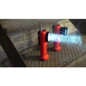 LOW PROFILE SURVIVOR za gasilce -ATEX- na polnjenje brez polnilcev